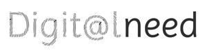 Logo Digitalneed ©Digitalneed, Virginie Boullé