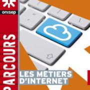"""Guide """"Les métiers d'Internet"""" ONISEP"""
